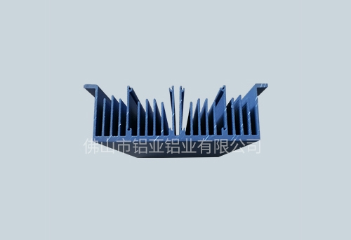 广东梳子散热器铝型材