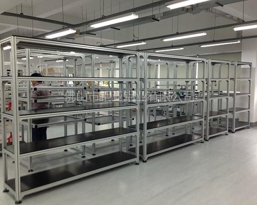 流水线工业铝型材