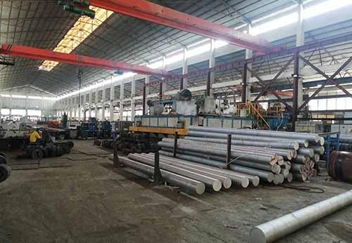 铝型材生产线